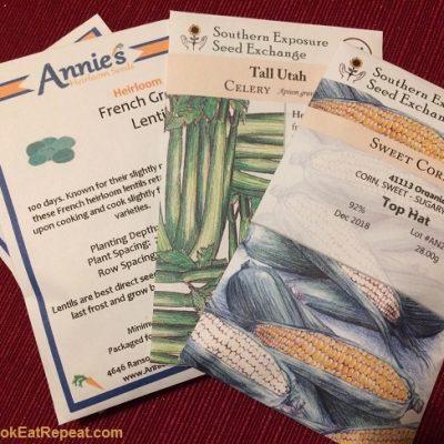Garden Dreams & Seeds (Inventory, Order)