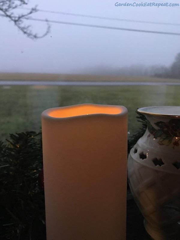 Foggy December