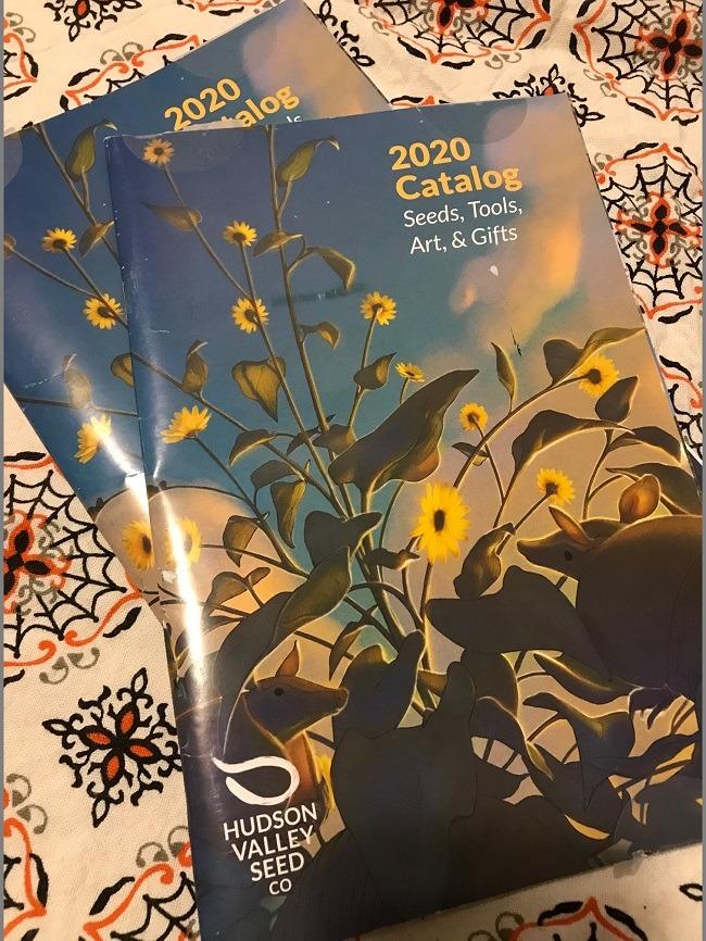 Seed catalog