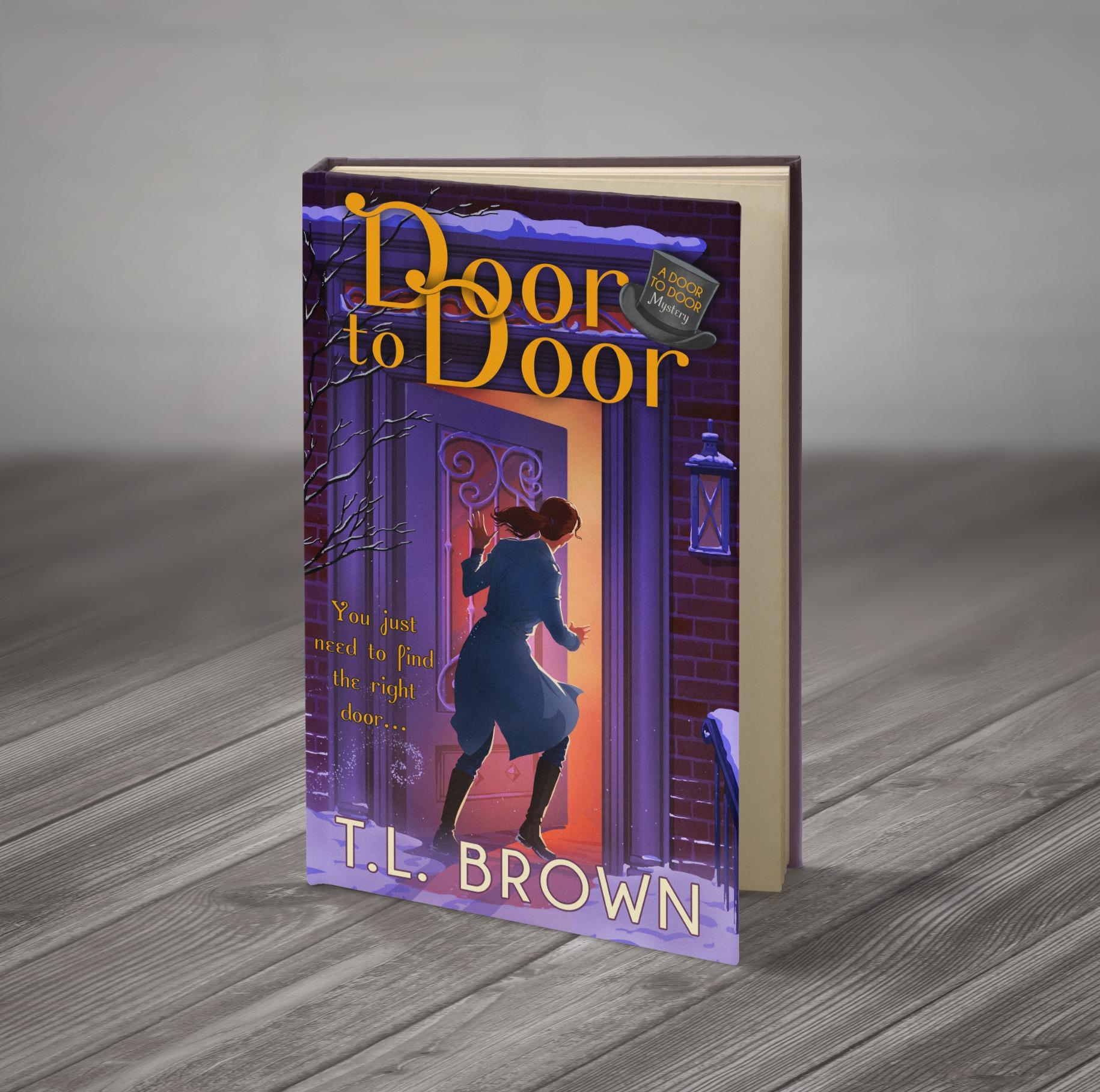 3D Ebook Door to Door