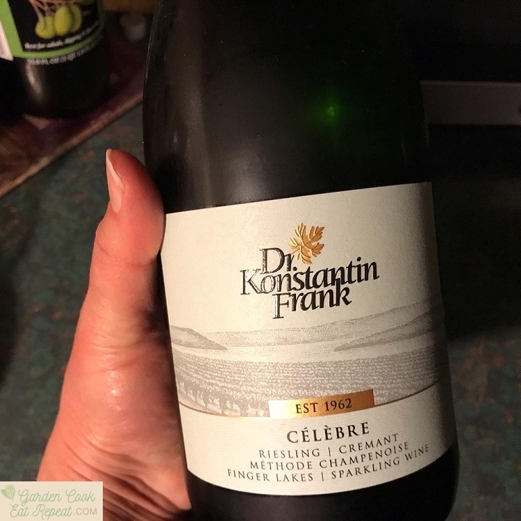 Dr Franks Sparkling Wine